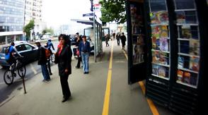 pista pentru biciclete in Bucuresti