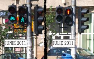 Comparatie Semafoare Biciclete