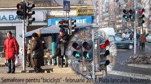 Semafoare pentru biciclisti